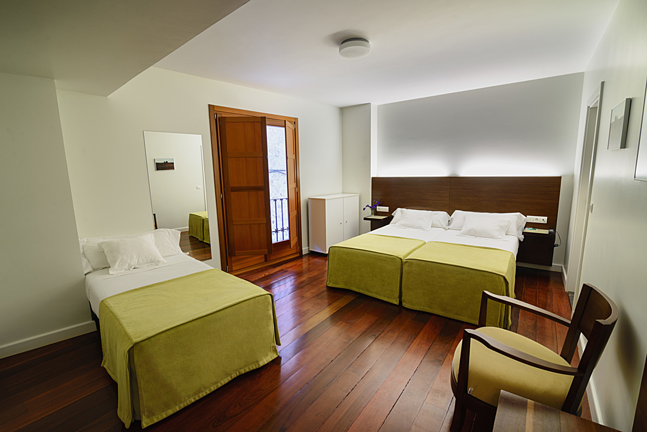 Rooms - Hotel Plaza Mayor